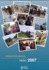 Memoria Anual Peru 2007