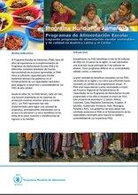 Programas de Alimentación Escolar en América Latina y el Caribe