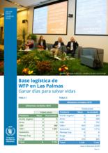 Actividad de WFP en Las Palmas de Gran Canaria, España