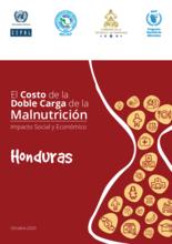 El costo de la doble carga de la malnutrición. Impacto social y económico en Honduras