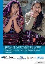 Seguridad alimentaria y emigración: por qué la gente huye y el impacto que esto tiene en las familias que permanecen en El Salvador, Guatemala y Honduras